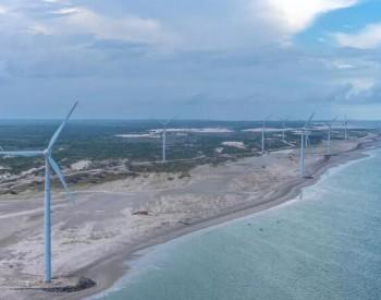 中标|中国水电四局喜中风电二期200MW<em>风机塔筒</em>制作项目