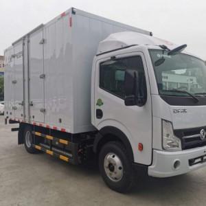 郑州东风EV350新能源4米2货车续航300公里