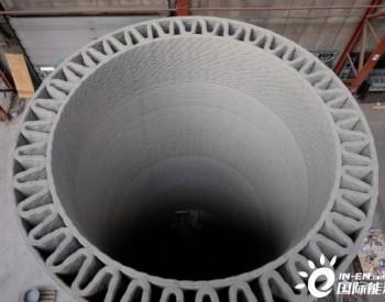 3D打印一台200米高的风机?GE新能源玩得溜!