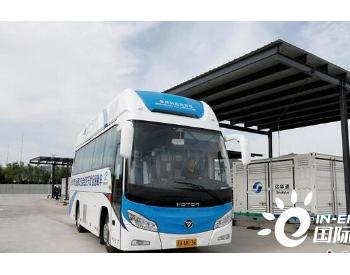 河北张家口上榜中国<em>氢能城市</em>竞争力30强榜单