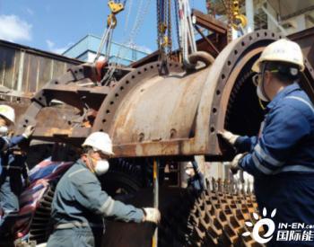 GE完成首个中国大型<em>燃气</em>轮机检修项目