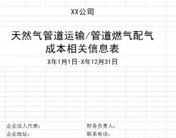 贵州省发展和改革委员会关于切实做好<em>天然气</em>输配<em>企业</em>信息公开工作的通知