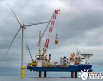 美国联邦水域首台风机;日本拆除7MW浮式风机并进行史上首次海上风电招标