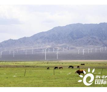 """新疆:""""绿色发动机""""累计外送新能源电800亿千瓦时"""