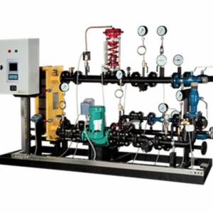 ABJ/GU定制系列板式换热机组
