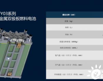 锋源<em>氢能</em>发布115kW金属双极板电堆,并获数千万订单