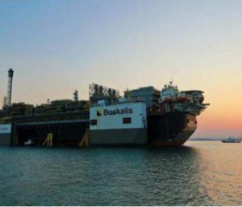 """中国产大型""""海上油气工厂""""在巴西投产"""