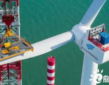 金风科技今年交付量有望全球第一!