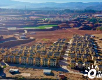 四川乌东德水电站实现水电开发与移民发展双赢