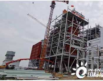 江苏<em>威名石化</em>二期工程正在加紧建设中