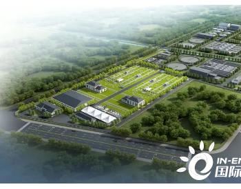 上海松江两座污水处理厂改扩建项目开工
