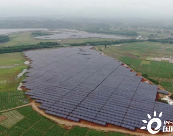 三峡<em>新能源</em>在粤首个农光互补发电项目全容量并网发电
