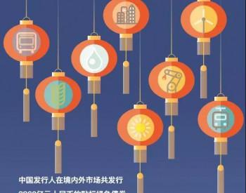 中国贴标<em>绿色债券</em>2019年发行总量居全球第一