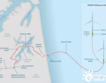 <em>美国</em>最大海上风电项目提交计划,又是西歌风机!