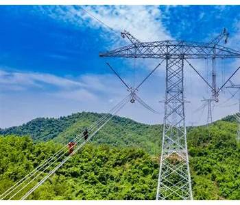 国家电网公司圆满完成上半年电网建设任务