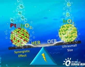 西安交大最新成果:用于高性能电解水制氢催化剂