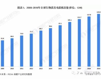 2020年中国生物质发电产业<em>市场</em>现状与发展趋势分析 东部沿海地区发展领先