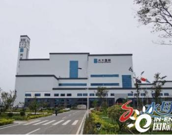 山东烟台市第6座生活垃圾焚烧发电项目投入运行
