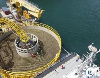 韩国LS-cable&System向<em>台湾</em>云林海上风电场交付第一批海底电缆