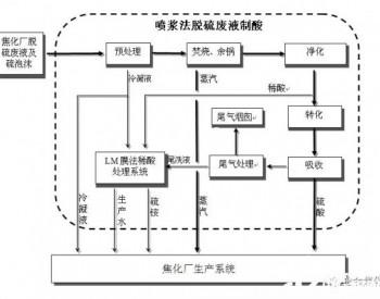 脱硫废液制酸完全资源化处理技术