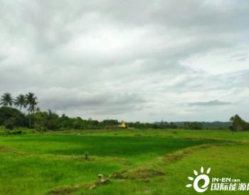 """缅甸皎漂项目全力构建""""环境友好型""""清洁能源电站"""