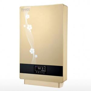 LED煤改电地暖电磁感应制热壁挂炉12KF (金色)