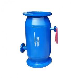 反冲洗自动排污过滤器是怎样工作的