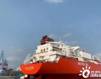 国内修船企业首艘开仓检修的LNG船完成修理