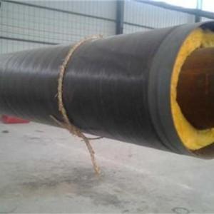 实体厂家生产地埋保温钢管钢套钢保温螺旋钢管