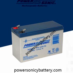Power-Sonic蓄电池PS-1270 7Ah 12V