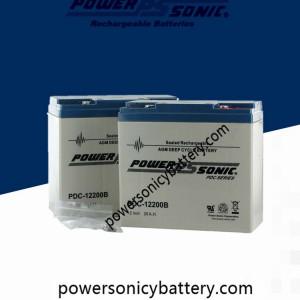 Power-Sonic蓄电池PDC-12200办事处