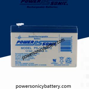 Power-Sonic蓄电池PS-1214/12V14AH
