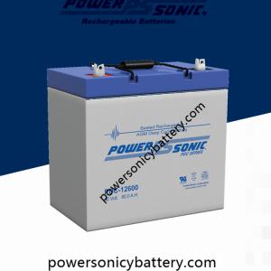 Power-Sonic蓄电池PDC-1260/12V60AH
