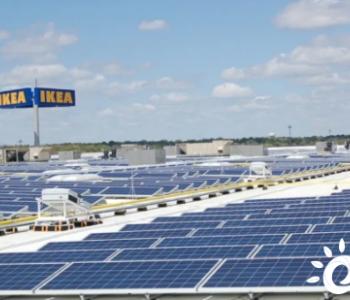 宜家(Ikea)逐渐增加<em>太阳能</em>投资