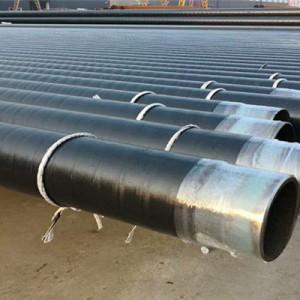 天然气管道用加强级3PE防腐无缝钢管生产厂家