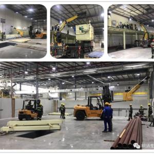 专业设备吊装、安装、装卸、包装一站式服务供应商