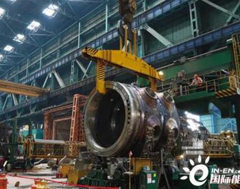 <em>孟加拉</em>卢普尔(Rooppur)2号机组压力容器上半部焊接完成