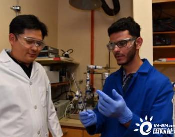取代燃油发动机,美国研发廉价催化剂制<em>固体氧化物</em>燃料电池