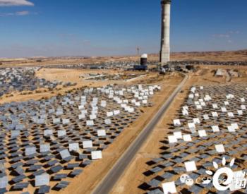 Ashalim光热电站对以色列的重要性