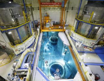 江苏田湾核电5号机组完成首次装料 为后续按计划并网发电奠定基础