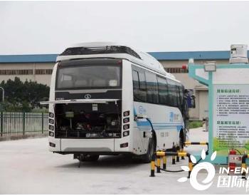 日加氢200kg,服务城际氢能车示范线!<em>东方</em>电气加氢系统投入使用