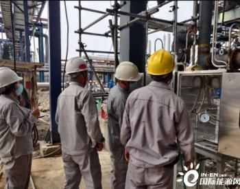 石化四建电仪承担天津炼油2#常压<em>装置</em>仪表施工稳步推进