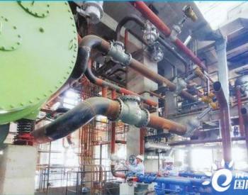 富华锦河生物质发电项目 安装设备9月发电