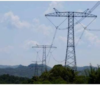 全球首条<em>清洁能源</em>外送特高压<em>通道</em>启动送电