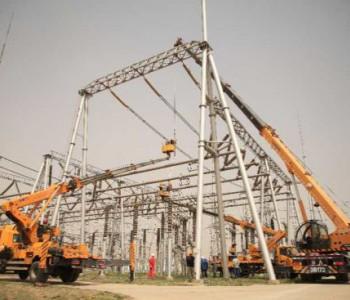 全国首例5台主变的500千伏变电站正式送电