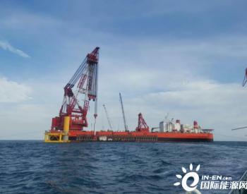 中广核广东汕尾后湖500MW<em>海上风电项目建设</em>提速