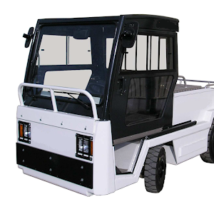 电动行李牵引车