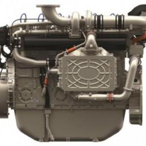 珀金斯燃气发动机整机 4008-30TRS1,2 直列 八缸