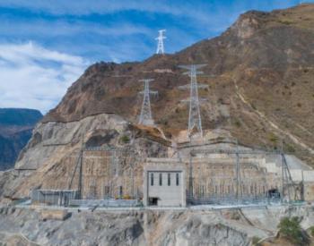 乌东德水电站累计发电量突破10亿千瓦时