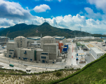 中国广核上半年核电机组总上网电量增13%